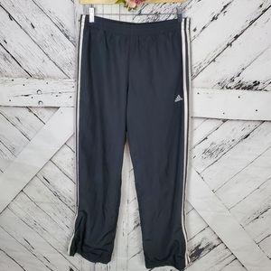 Adidas 3 Striped Track Pants sz S